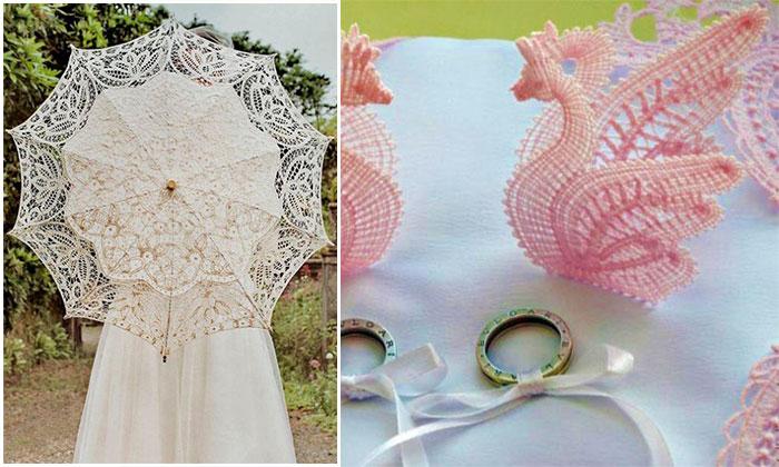 Главные обычаи кружевной свадьбы