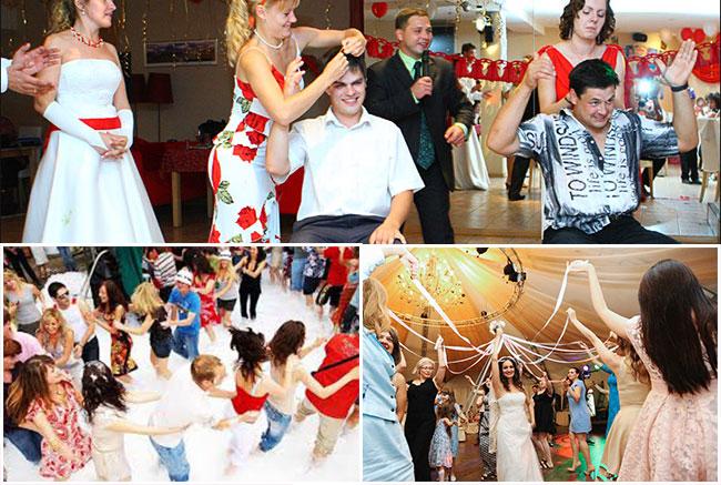 Конкурсы домашней свадьбы