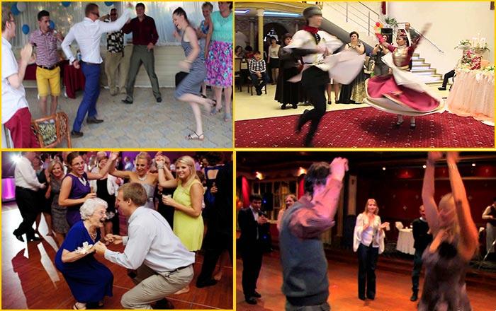 Конкурс - Танцы народов мира