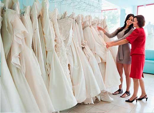 подборка свадебного платья