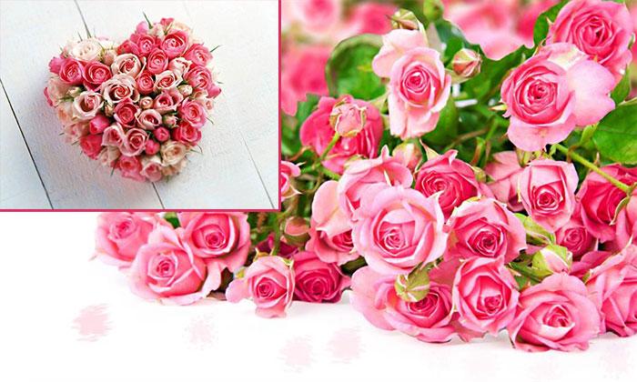 Розы символ розовой свадьбы