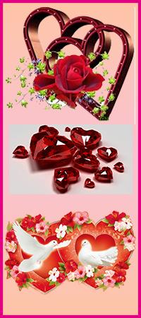 Символизм рубиновой свадьбы