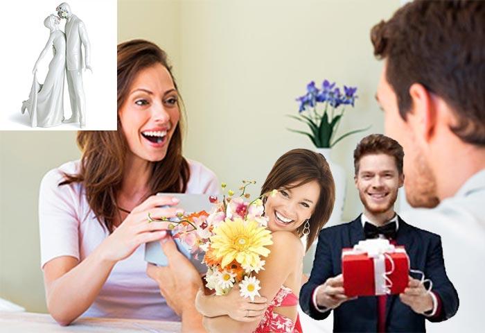 Какие дарить подарки на свадьбу 93