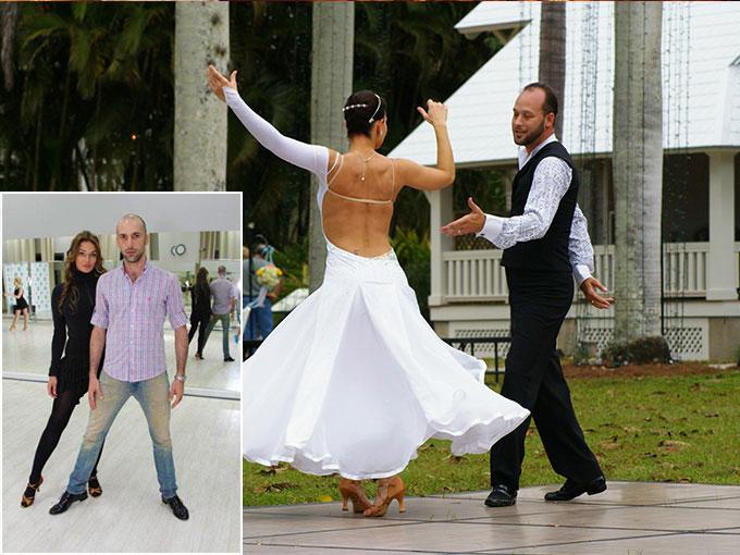 Постановка свадебного первого танца