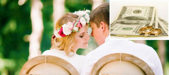 Идеи минимизации бюджета свадьбы