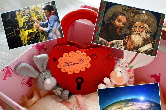 Какие праздники отмечают 14 февраля в мире?