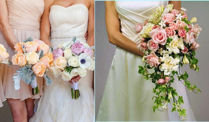 Каким должен быть букет невесты