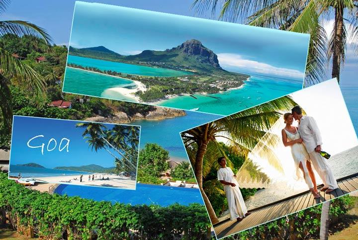 Медовый месяц в тропиках зимой