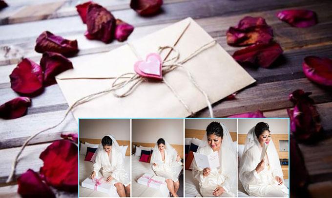 Письмо с признанием в любви невесте