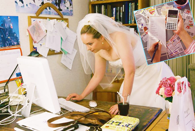 Планирование недорогой свадьбы