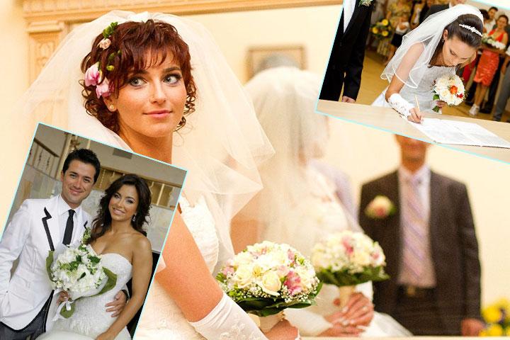 Поведение невесты на свадьбе