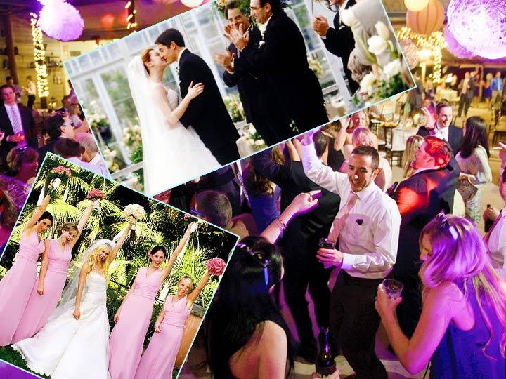 Свадебные гуляния по-американски