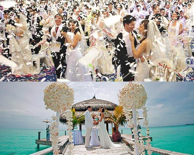 Сон о чужой свадьбе