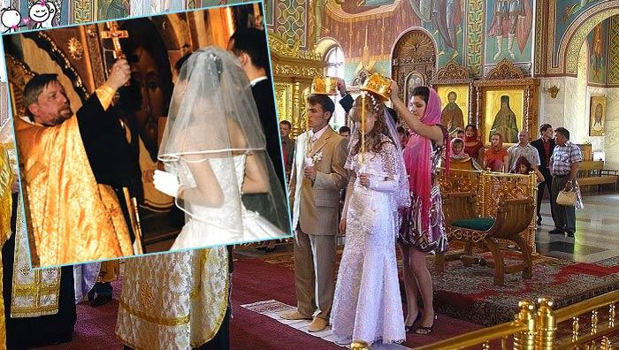 Церковные традиции по свадебным датам