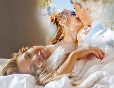 Сон и свадьба