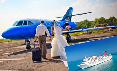 Где провести медовый месяц?