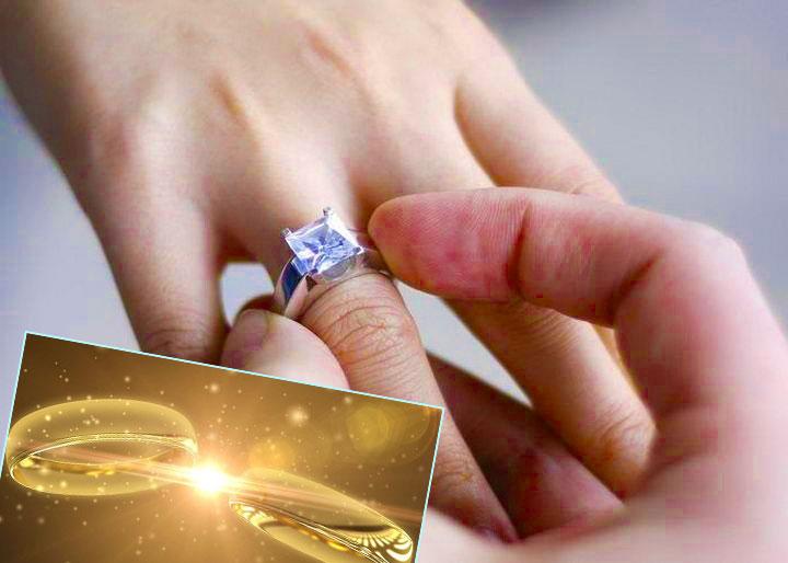 К чему снится обручальное кольцо на своей руке 5