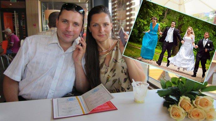 Обязанности свидетелей после свадьбы