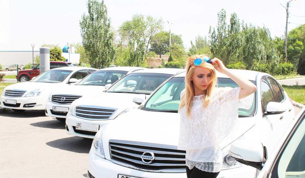 Выбор авто на свадьбу