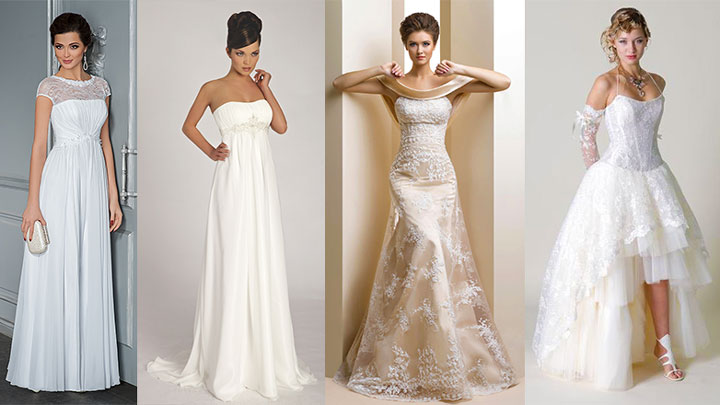 Экономия на свадебном платье