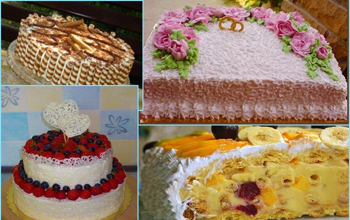Экономия на свадебном торте