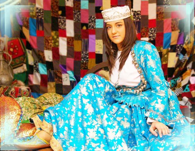 Азербайджанская невеста
