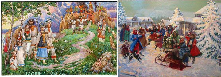 Старорусское гуляние