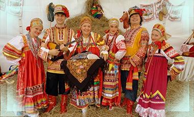 Свадебные обычаи и традиции в России
