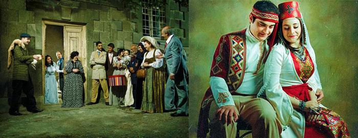 Армянская свадьба - традиции и обычаи. - Армяне Мира 42