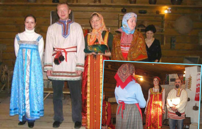 Сюжеты украинского сватовства