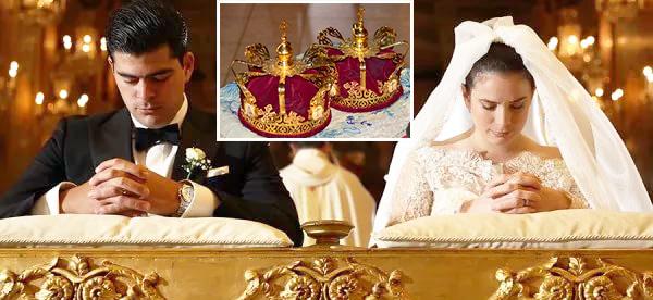 Символическое значение обряда венчания