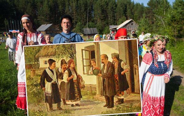 Старорусское сватовство