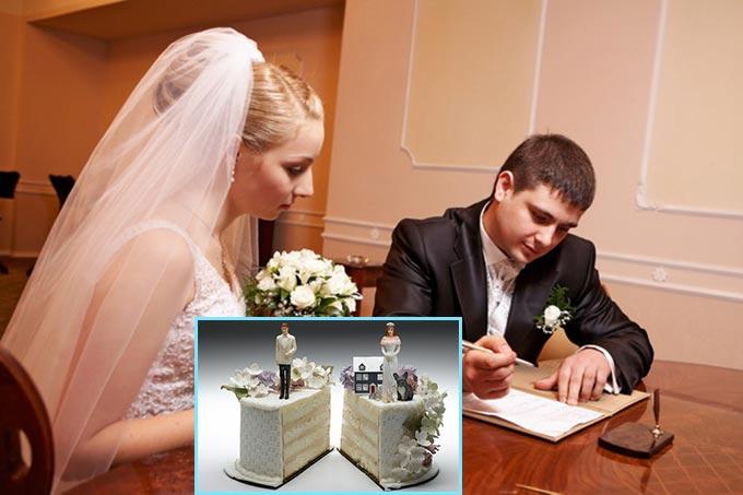 Варианты имущественных режимов в брачном договоре