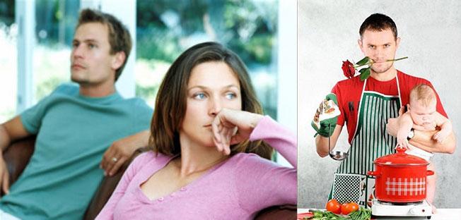 Женщина мечатет об идеальном муже