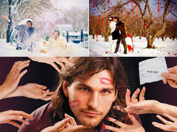Приметы измены для свадеб в январе