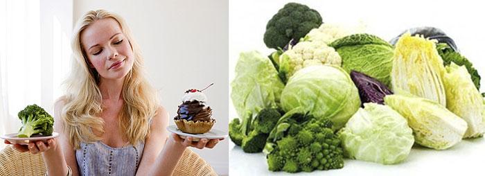 Капустная диета и невеста