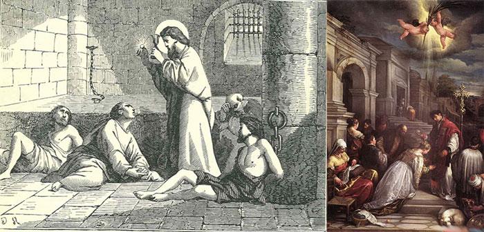 Картины о святом Валентине