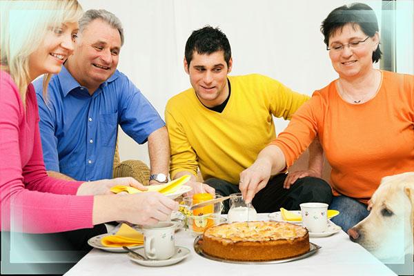 Пара и знакомство с родителями