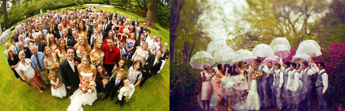Одежда гостей на свадьбах летом и весной