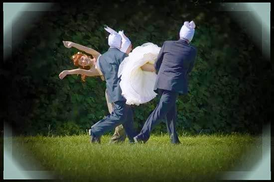 Подготовка сценария к похищению невесты на свадьбе