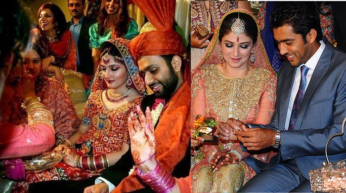 Подготовка к свадьбе в индии