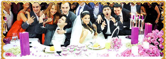 Свадьба в традициях азербайджан