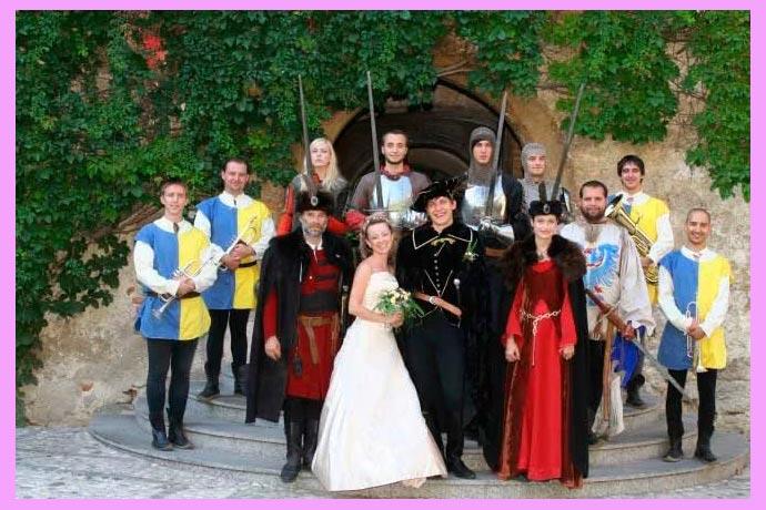 Свадебная одежда гостей