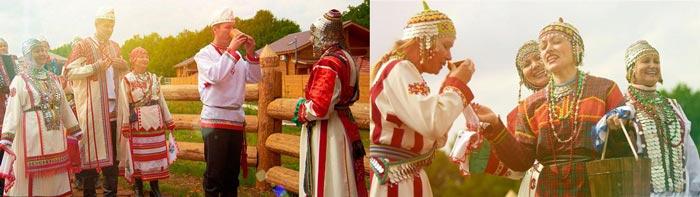 Чувашское сватовство