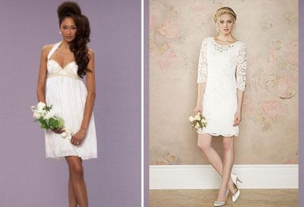Свадебные платья легкие