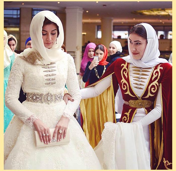 Кавказкая невеста
