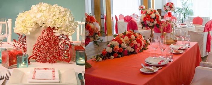 Свадебный декор зала