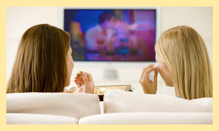 девичник и фильмы