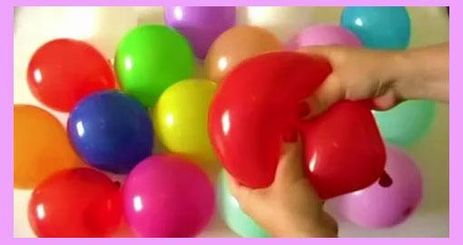 Давить шарик