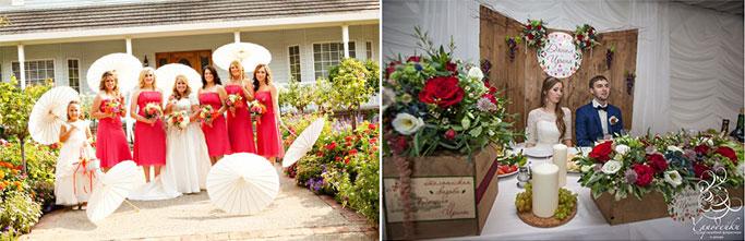 Одежда и декор свадьбы